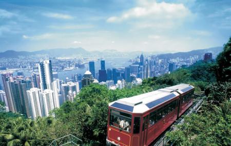 Peak Tram Image