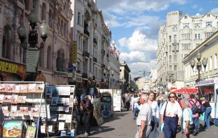 Arbat Street Image