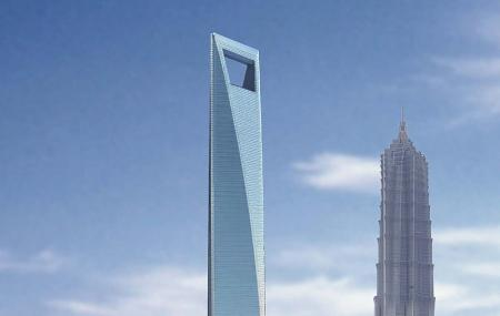 Shanghai World Financial Center Image