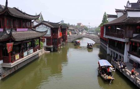Qibao Ancient Town Image