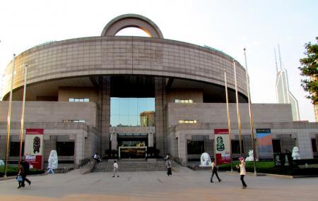 Shanghai Museum Image