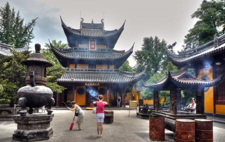 Longhua Tourist City Image
