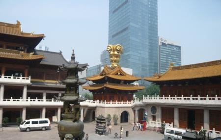 Jingan Temple Image