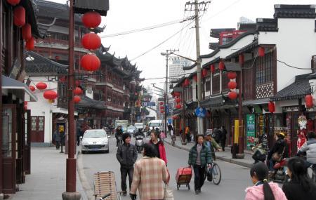 Shanghai Old Street Image