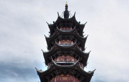 Longhua Pagoda Image