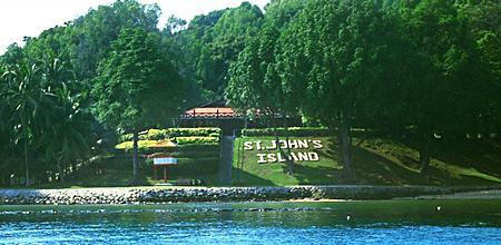 St Johns Island Image