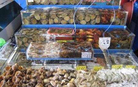Noryangjin Market Image