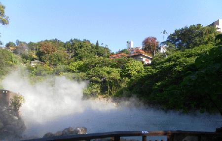 Beitou Hot Springs, Taipei
