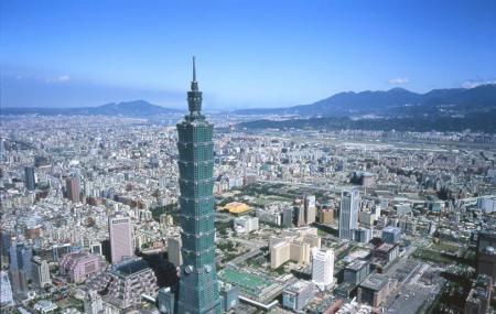 Taipei 101 Image