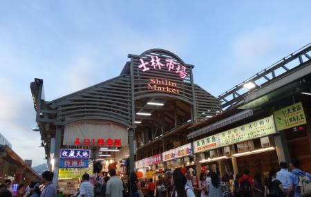 Shilin Night Market Image