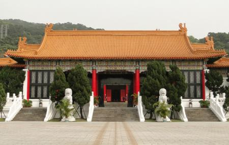 National Revolutionary Martyrs Shrine, Taipei