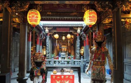 Qingshan Temple Image