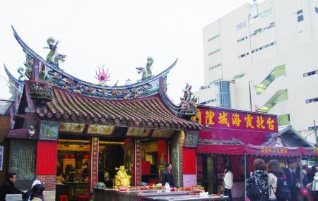 Xiahai Chenghuang Temple Image