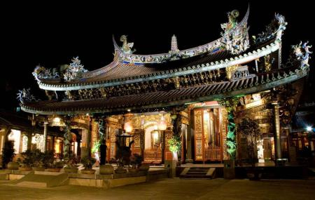 Dalongdong Baoan Temple Image