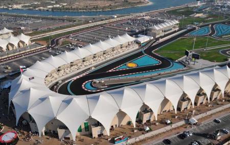 Yas Marina Circuit Image