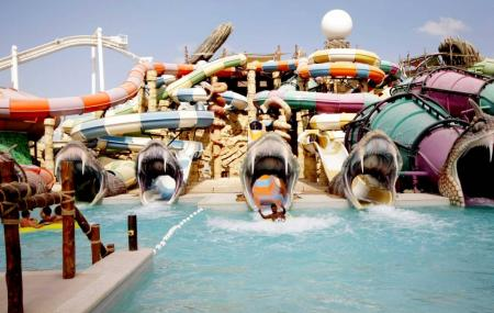 Yas Waterworld Image