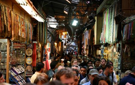 Bazar Khan El Khalili Image