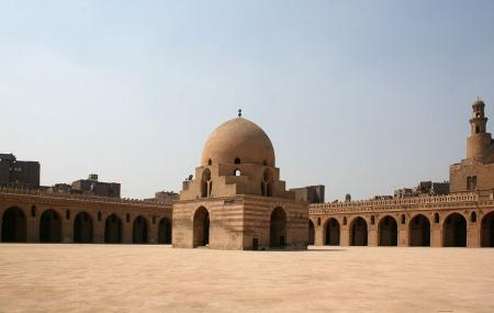 Mosque Of Ibn Tulun Image