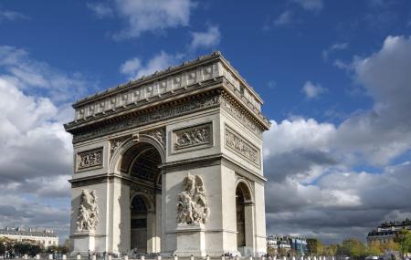 Arc De Triomphe Image