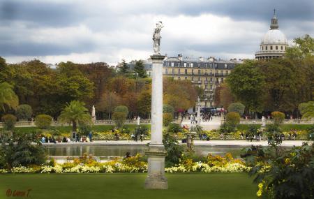 Jardin Du Luxembourg Image