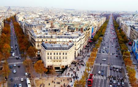 Champs Elysees Image