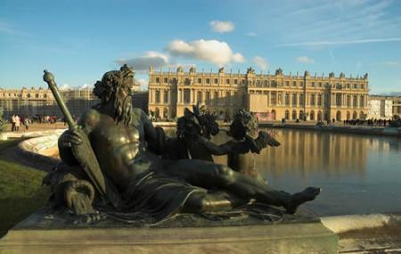Versailles Palace Image