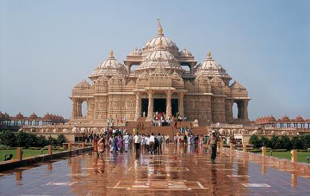 Akshardham Temple, Delhi Image
