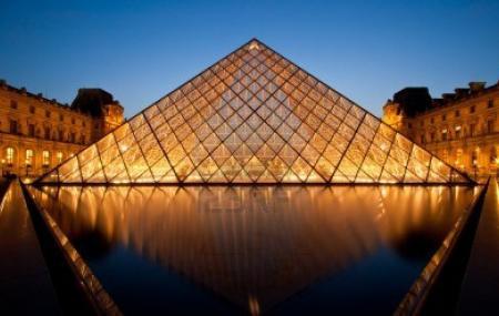 Louvre Pyramid Image
