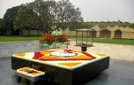 Raj Ghat Image
