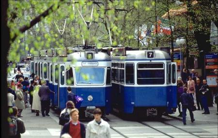 Bahnhofstrasse Image