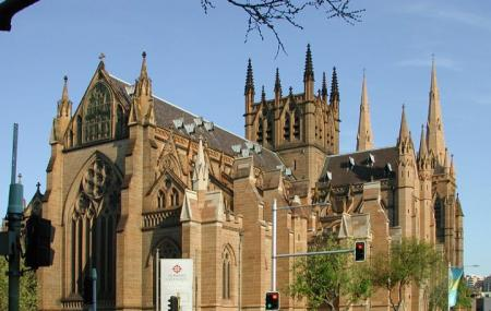 Saint Marys Cathedral Image