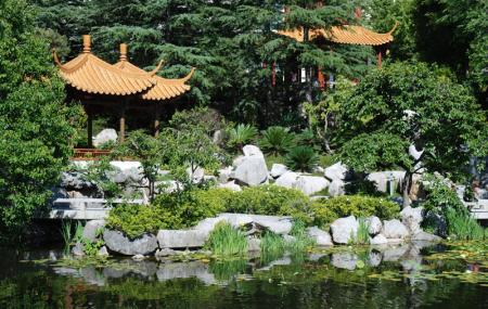 Chinese Garden Of Friendship Image