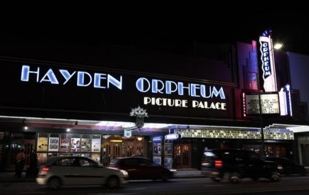Hayden Orpheum Picture Palace Image