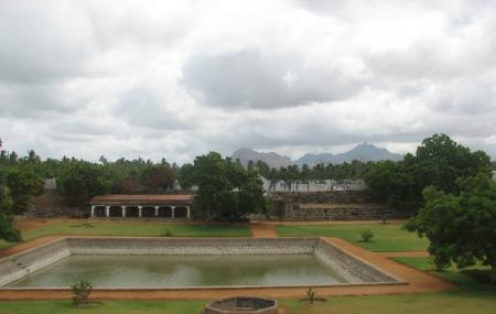Vattakottai Fort Image