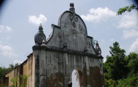 Udayagiri Fort, Kanyakumari