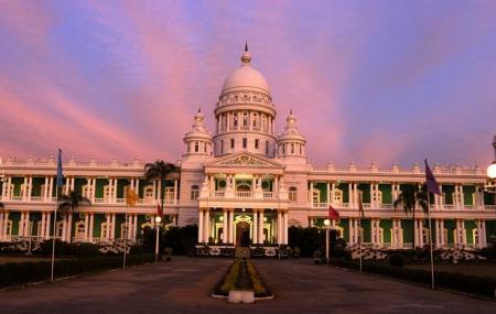 Lalita Mahal Palace, Mysore
