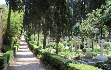 Roman Protestant Cemetery Image