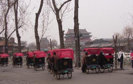 Hutong Pedicab Tour, Beijing