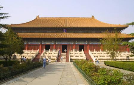 Ming Tombs, Beijing