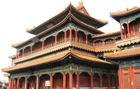 Lama Temple Image