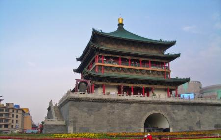 Beijing Bell And Drum Towers Image