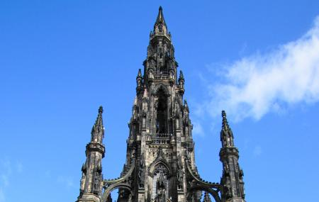 The Scott Monument Image