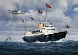 Royal Yacht Britannia Image