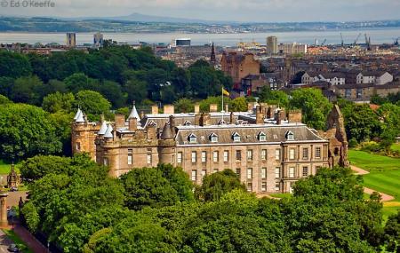 Palace Of Holyroodhouse Image