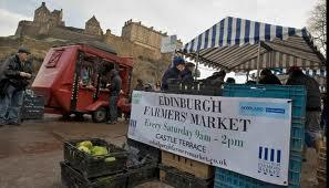 Edinburgh Farmers' Market Image