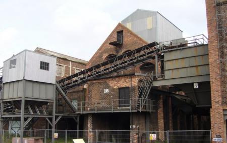 Scottish Mining Museum Image