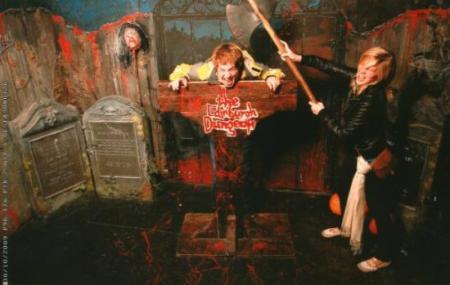 Edinburgh Dungeon Image