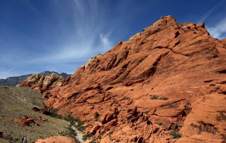 Red Rock Canyon National Conservation Area Image