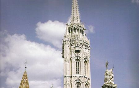 Matthias Church Image