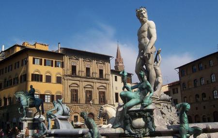 Piazza Della Signoria Image